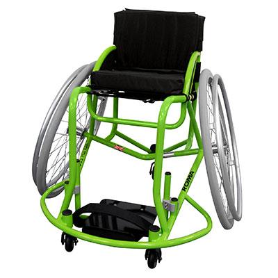 Multi-Sport Wheelchair