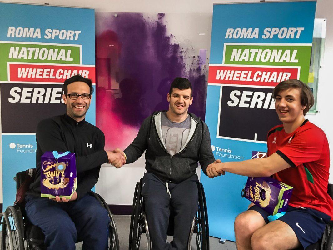 wheelchair tennis