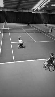 Wheelchair Tennis DoublesFinal