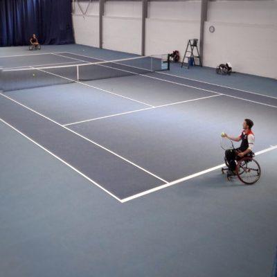 Wheelchair Tennis Singles Semi-Final