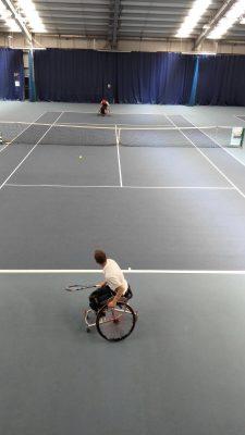Wheelchair Tennis Singles Final