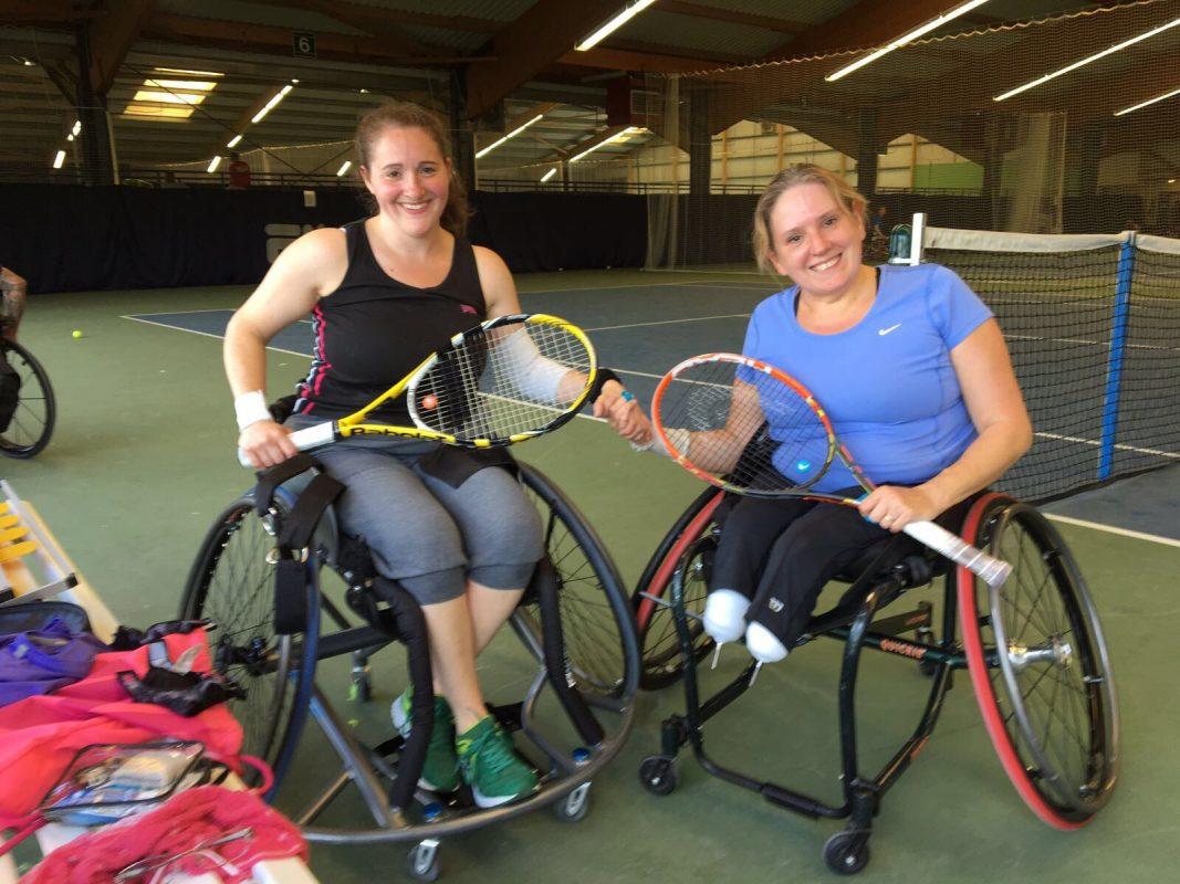 Roma Sport National Wheelchair Tennis Series