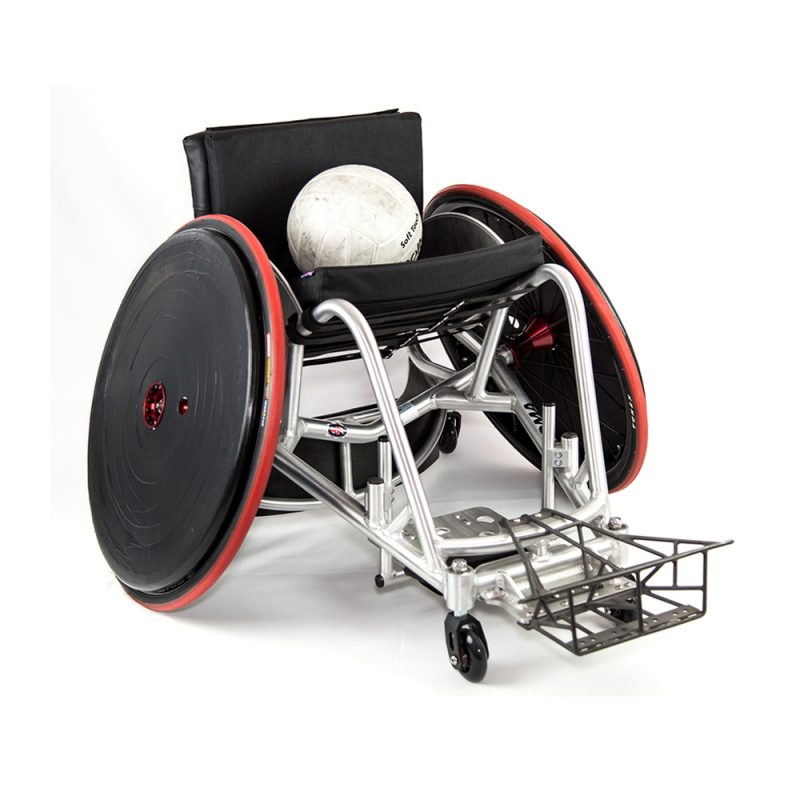 Roma Sport Defence Rugby Wheelchair