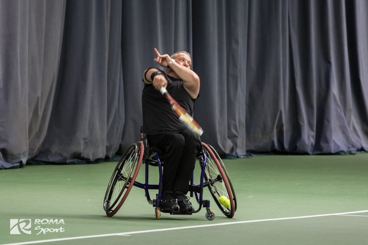 8828b697b6f Hat-Trick of titles for Scott Smith at the Roma Sport National ...