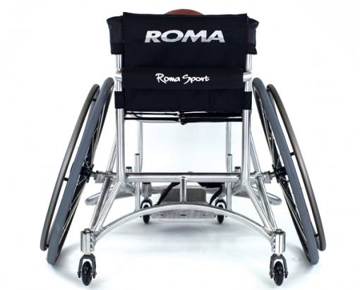 roma basketball club wheelchair