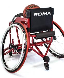 roma basketball wheelchair