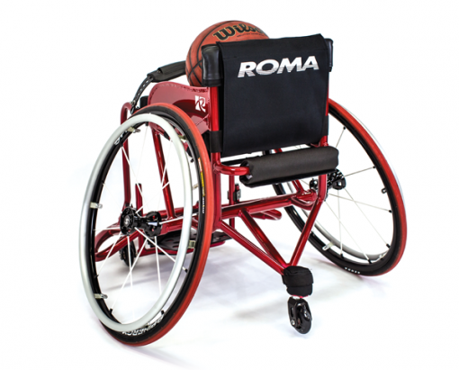 roma basketball wheelchair