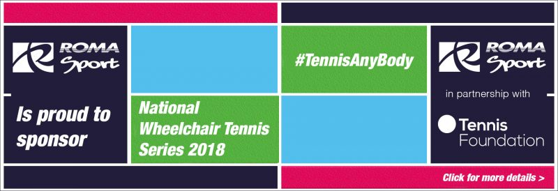 Lee Valley Wheelchair Tennis Tournament @ Lee Valley Wheelchair Tennis Tournament | England | United Kingdom