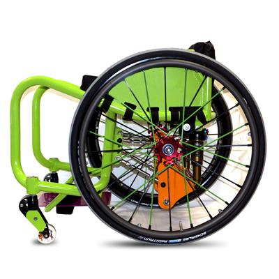 Roma Sport WCMX Wheelchair Skate