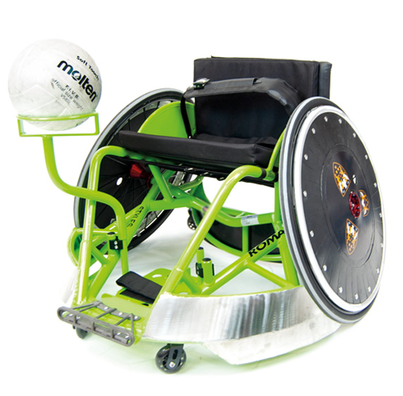 craig styles Roma Sport Rugby Wheelchair