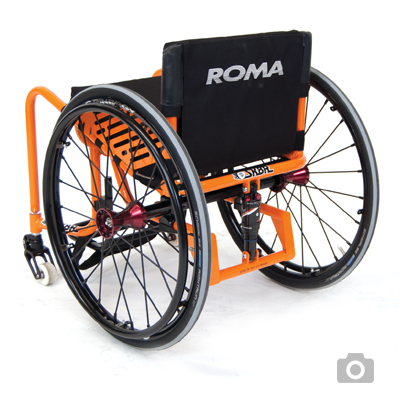 skate wcmx wheelchair roma sport lily rice made to measure