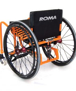 Roma Sport WCMX Skate Wheelchair Lily Rice