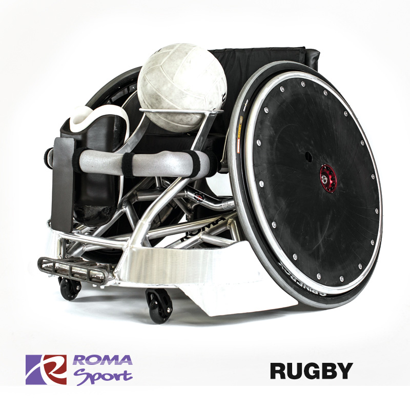 Rugby Wheelchair Made to Measure Romasport