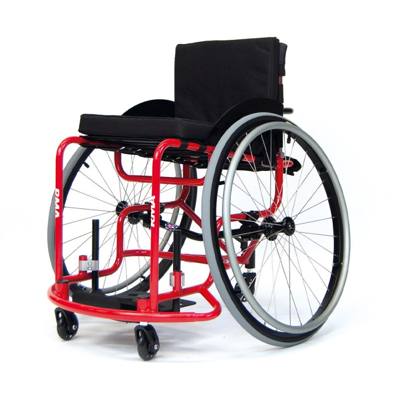 RMA Basketball Club Wheelchairs