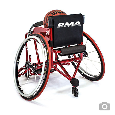 RMA Sport Elite Pro Made to Measure Basketball Wheelchair