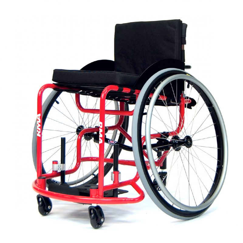 red-basketball-wheelchair