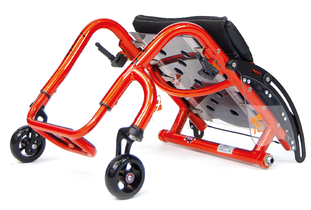 vida-fold-orange-active-wheelchair