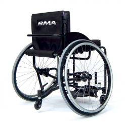 club dance wheelchair RMA Sport steel frame sport wheels quick release