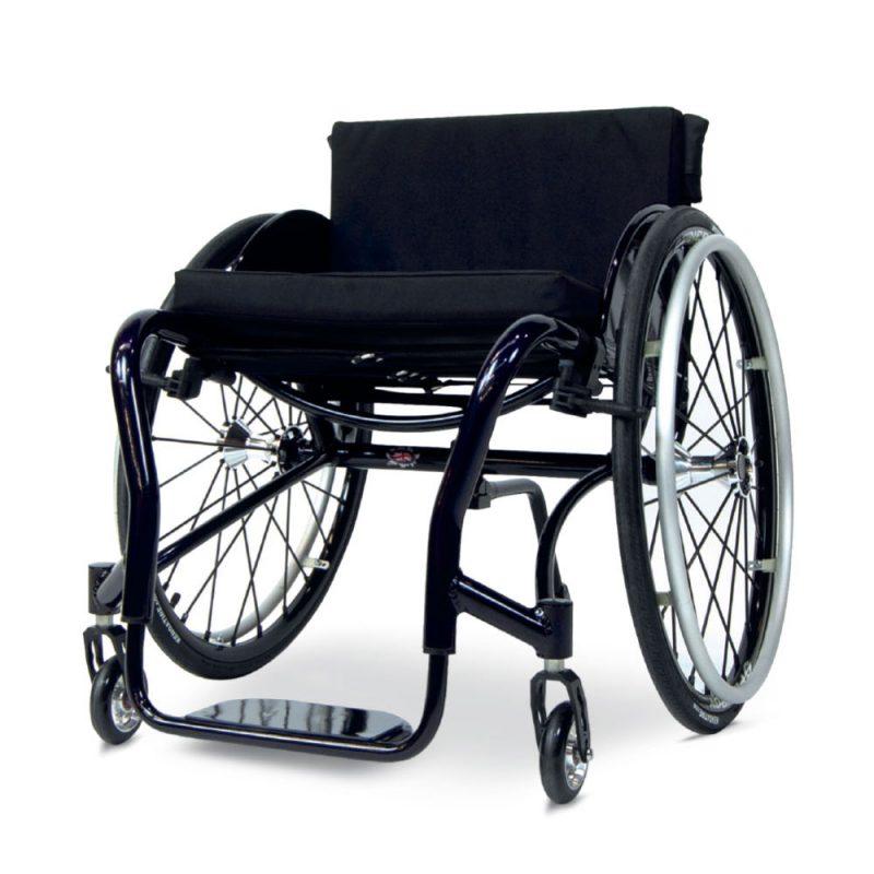 Dance Wheelchair Made to Measure RMA Sport Basketball Chair Aluminium Frame Spinergy Wheels