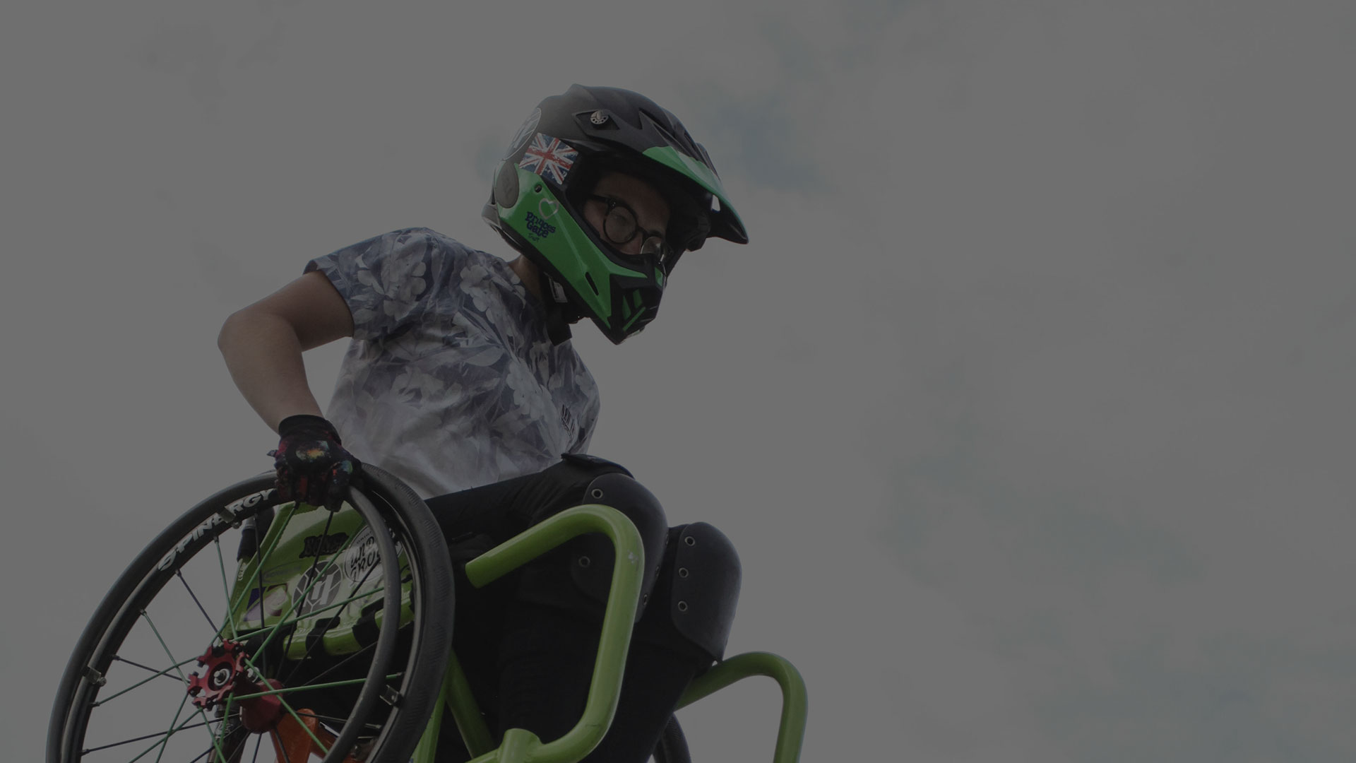 wcmx-wheelchair-spinergy-wheels-aluminium-frame-shock-absorbers-rmasport-rma-sport-lily-rice