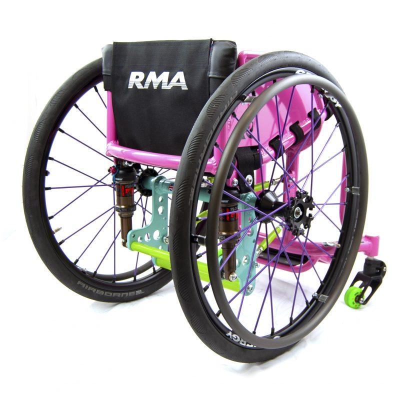 Lily Rice WCMX Chair RMA Sport