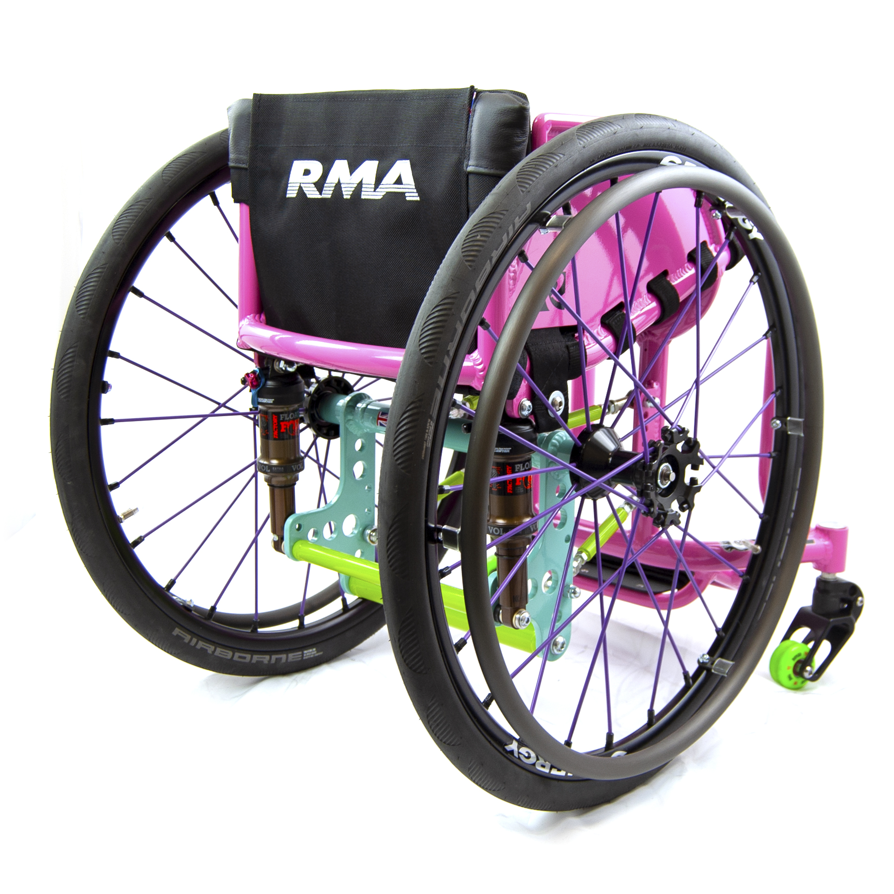 Lily Rice WCMX Chair RMA Sport