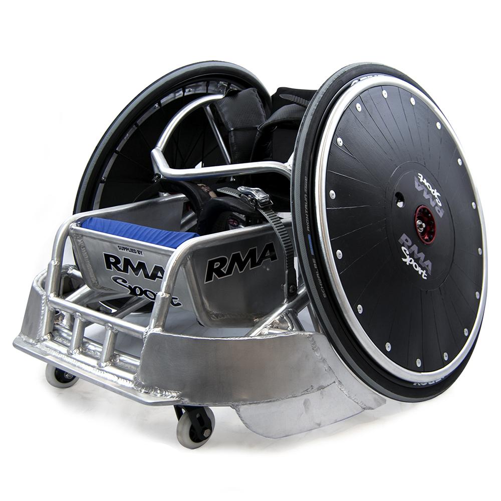RMA Sport Rugby Wheelchair Aaron Phipps